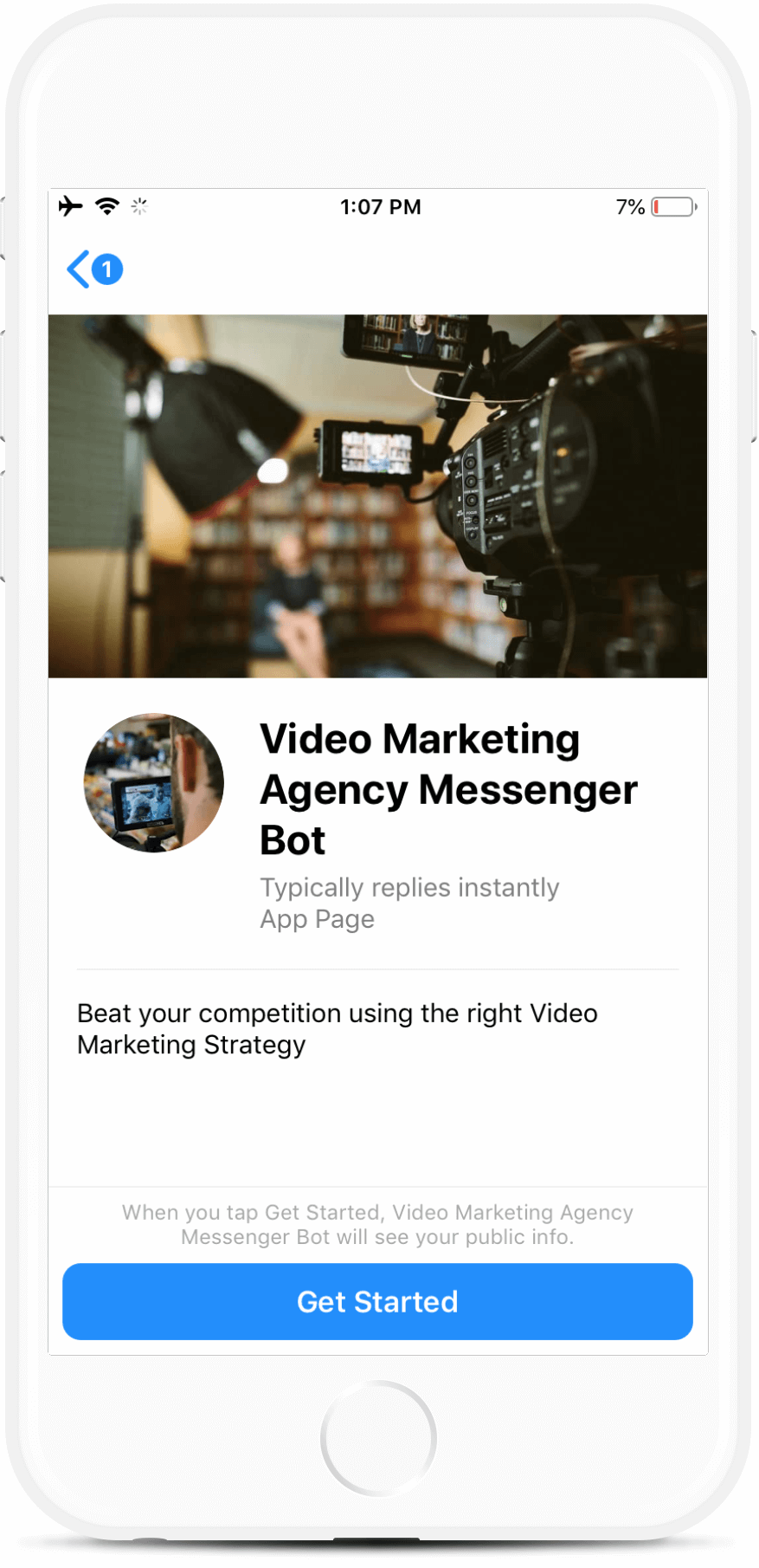 Video Marketing Agency Funnel