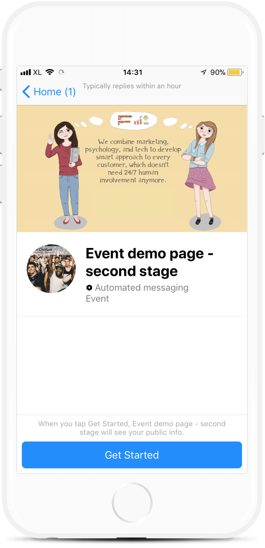 Event Chatbot Part II