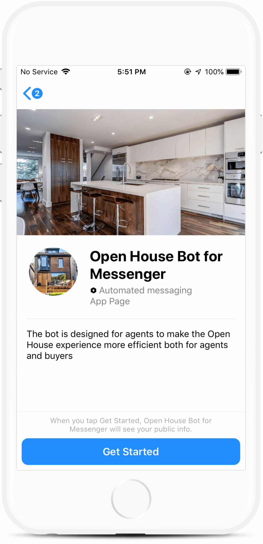 13 Real Estate Chatbot Templates for Facebook Messenger