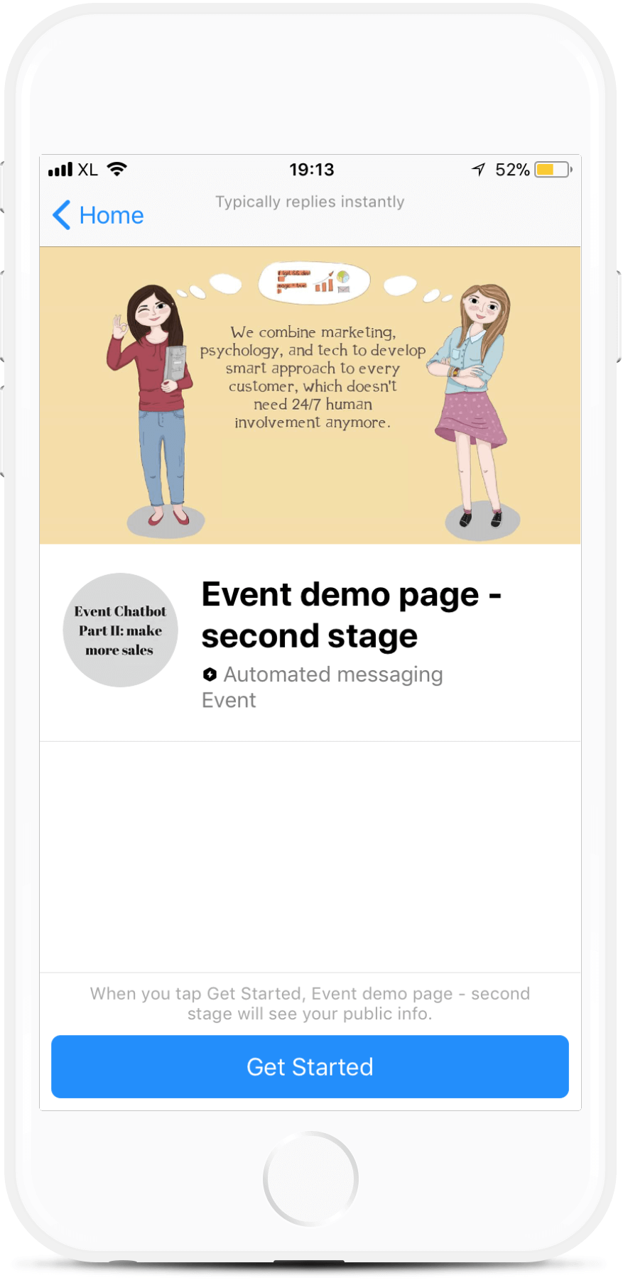 Event Chatbot Part II
