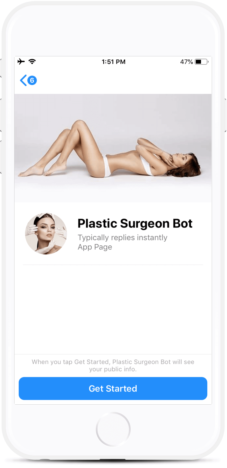 Appointment Scheduling Bot for Plastic & Cosmetic Surgery