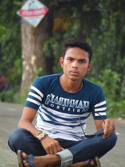 Mominul Tangail, a chatbot developer