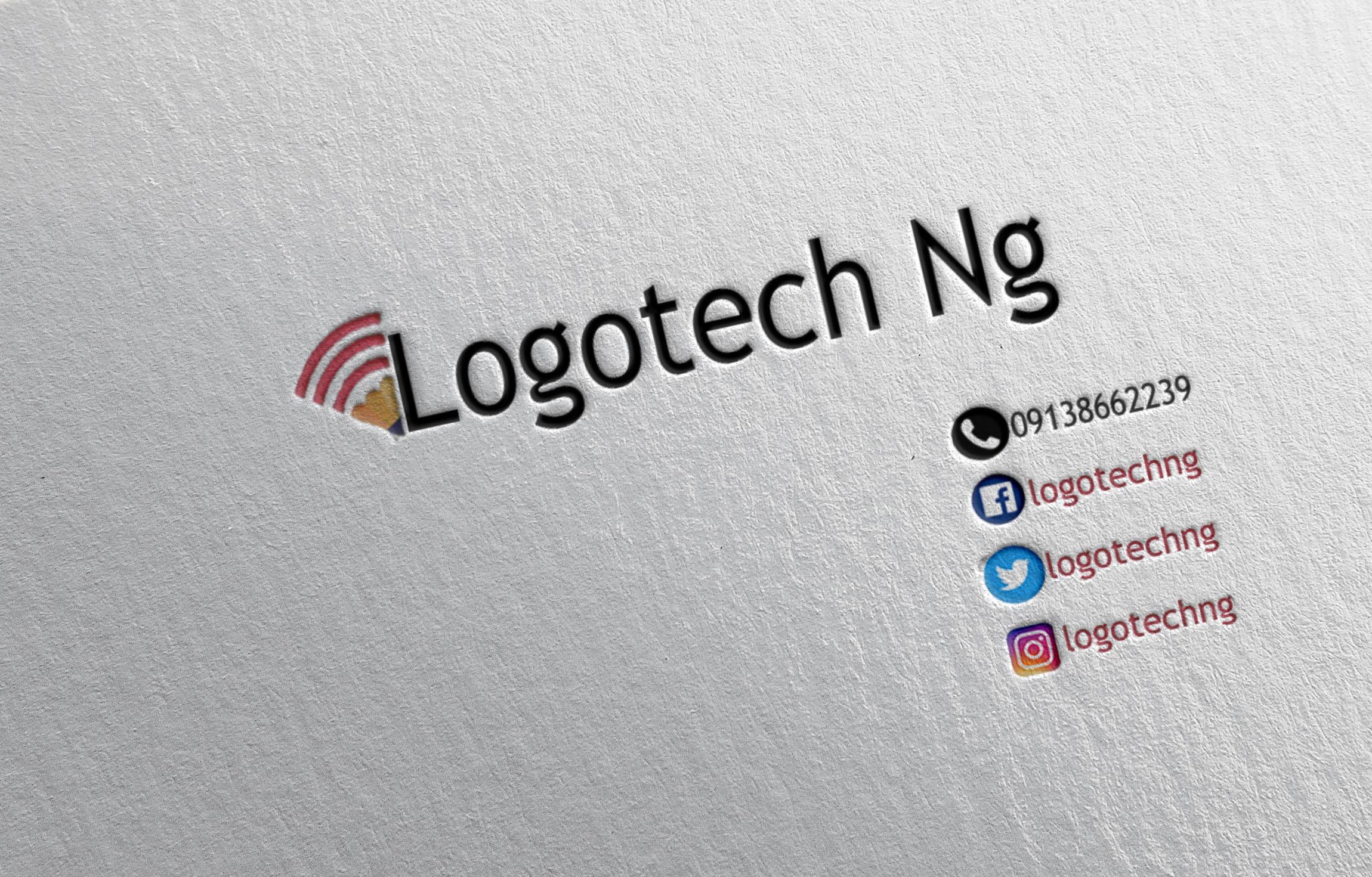 Logotech Ng (Web Design and Digital), a chatbot developer