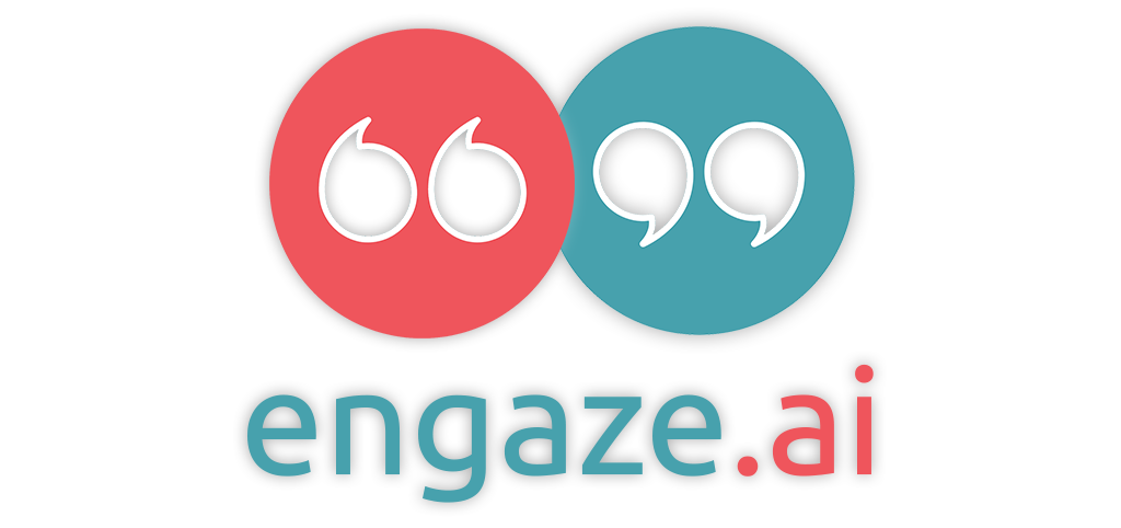 https://engaze.ai, a chatbot developer