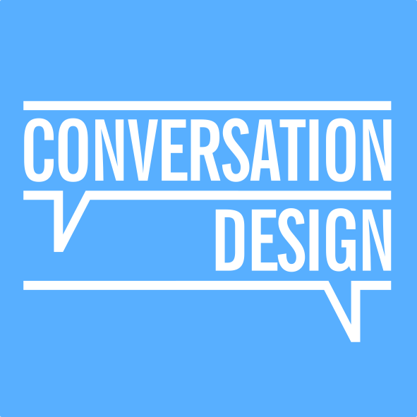 Conversation Design, a chatbot developer
