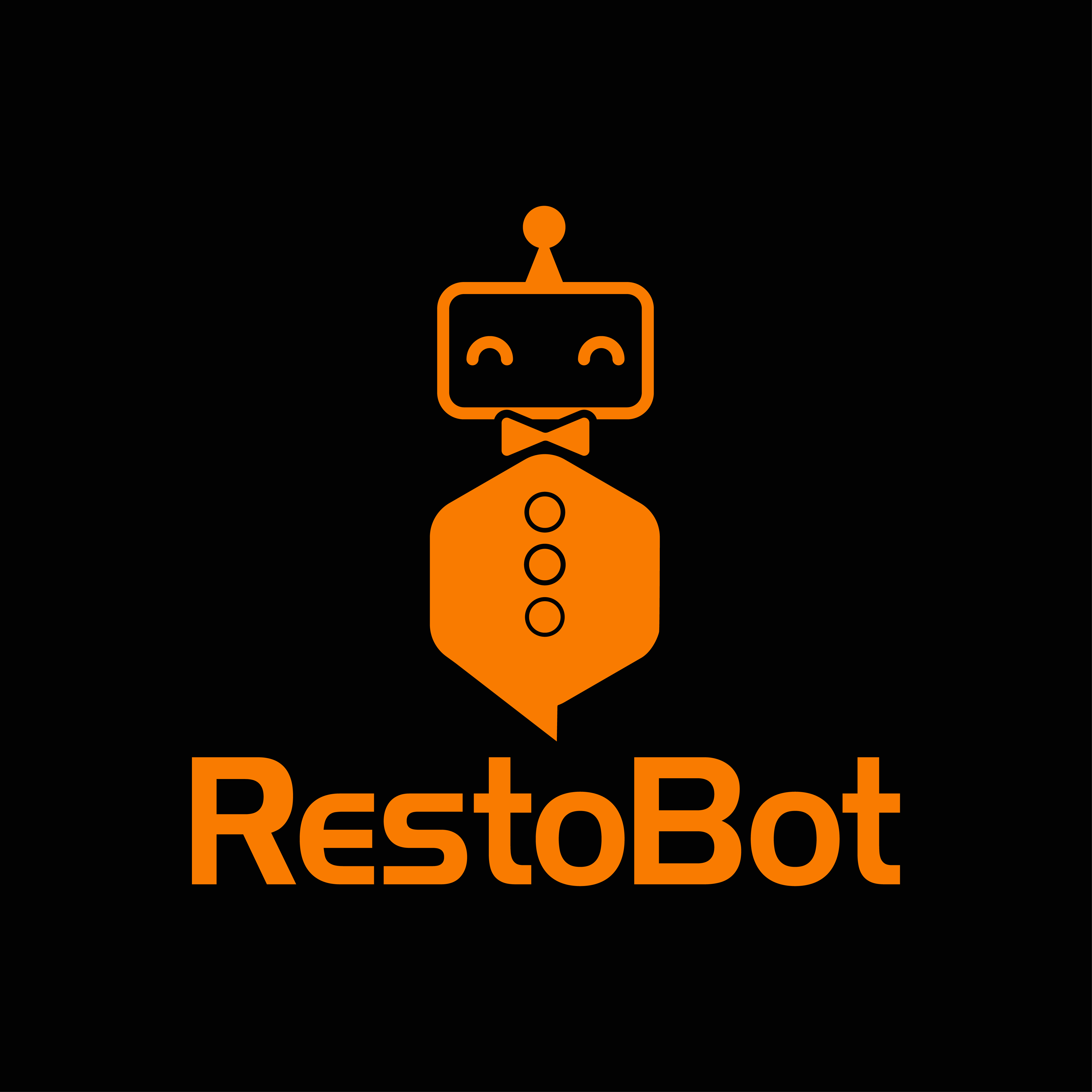 RestoBot, a chatbot developer
