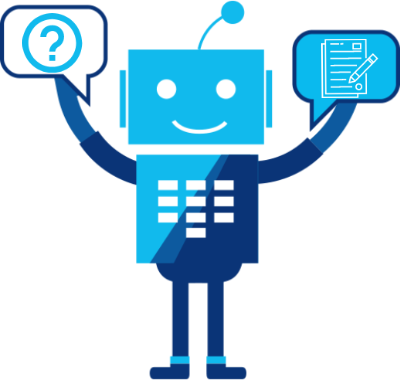 The Forms Bot, a chatbot developer