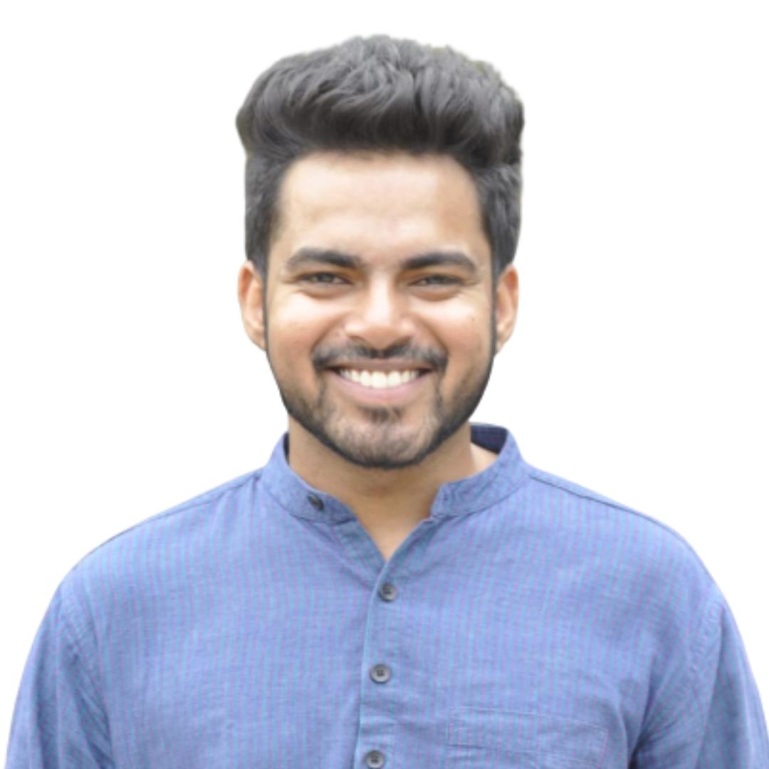 Shubham Yadav, a chatbot developer
