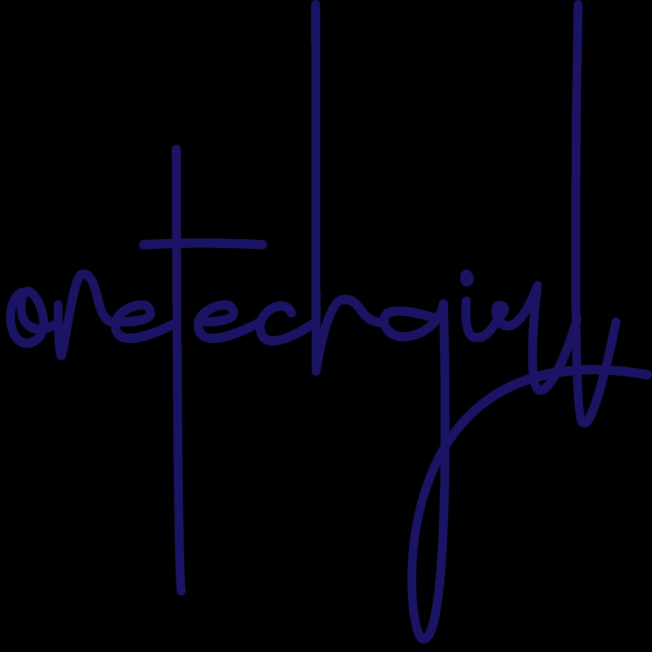 OneTechGirl, a chatbot developer