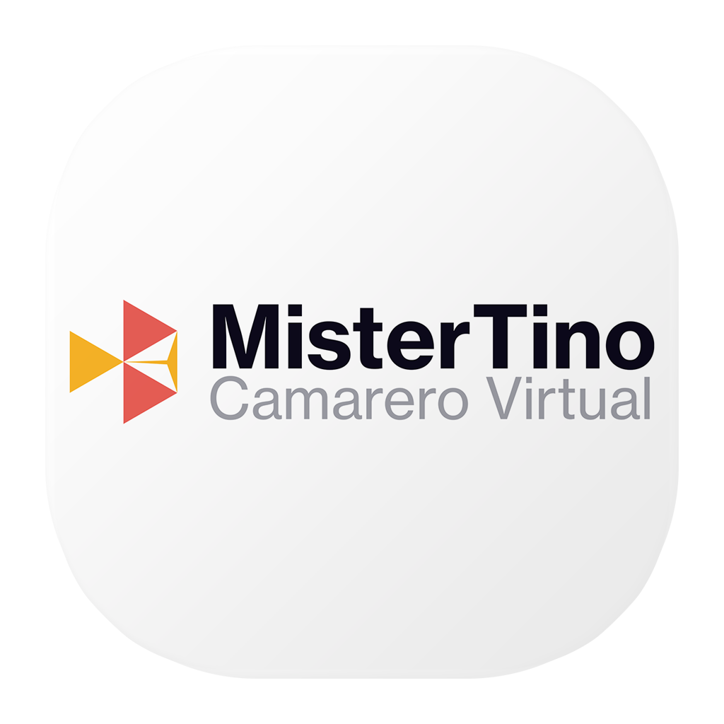 Mister Tino, Camarero Virtual, a chatbot developer